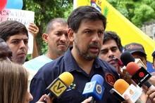 Carlos Ocariz confirma ataque de grupos armados en Catia #16...