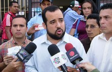 """Paúl Elguezabal: """"76% de unidades bomberiles estarán inopera..."""