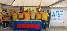 Primero Justicia Lagunillas apoya candidatura de Vianney Cum...