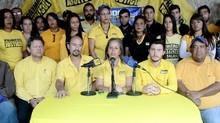 Primero Justicia Los Salias se solidariza con el alcalde Jos...