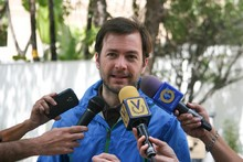 Ramón Muchacho: Se debe convocar a todos los venezolanos a u...