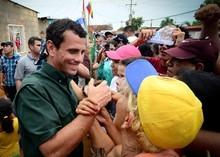 Henrique Capriles visitará este sábado Maracaibo y San Franc...