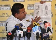 Negaron a diputados de la unidad visitar a detenidos por cas...