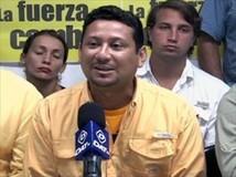 """Ronald González: """"Debate sobre la corrupción busca pers..."""