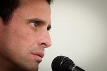 Henrique Capriles: El tiempo dirá