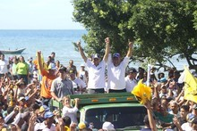 Capriles: El #8D hay que dar una señal de cambio