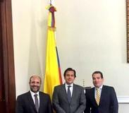 Tomás Guanipa y Jorge Millan se reunieron con presidente de ...