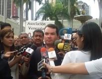 Tomás Guanipa: Vamos a seguir en las calles de forma pacífic...
