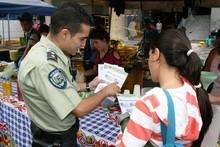 En Chacao realizan Jornada informativa sobre Patrullaje Inte...