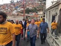 Tomás Guanipa: La falta de agua en el país es responsabilida...
