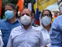 """Juan Pablo Guanipa: """"Levantamos la voz para que ingresen las..."""