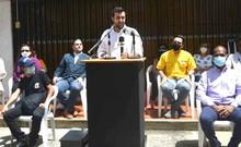 Gabriel Santana anunció su candidatura a concejal de Chacao ...