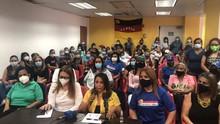 Mujeres de Miranda exigen repetición de encuestas