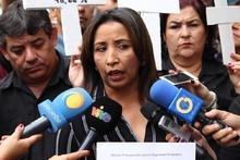 Yajaira Forero solicita traslado de joven con paludismo dete...