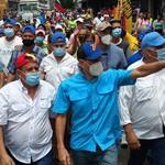 Capriles camina corredor electoral de Guayana para impulsar ...