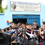 Carlos Ocariz llama a cerrar jornada electoral con la operac...