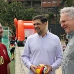 Carlos Ocariz: Mesuca, escenario de intercambio deportivo y ...