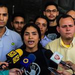 "Movimiento estudiantil responde al usurpador del Zulia: ""Ahó..."