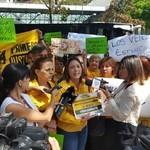 """Amelia Belisario: """"Venezolanos le quitamos la careta a la co..."""