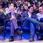 Paparoni asiste a la presentación del Plan País Agroalimenta...