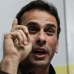 Capriles: Vamos a un proceso electoral en las peores condici...
