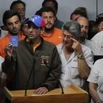Capriles: Hechos violentos en manifestaciones son consecuenc...