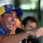 """Capriles: """"Hay condiciones para un cambio político en e..."""