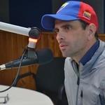 Capriles: La liberación de los presos políticos no se negoci...