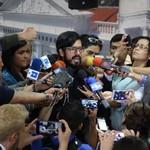 """Miguel Pizarro: """"La ayuda humanitaria ha entrado gracia..."""