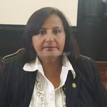 Dinorah Figuera en Costa Rica: El pueblo espera el camión de...