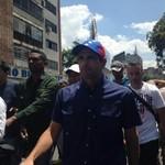 Capriles: Se acabó el tiempo del gobierno de hacer lo que le...