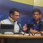Capriles considera que participación masiva dará a la Unidad...