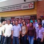 Ibrahim Querales: Estamos brindando apoyo a trabajadores des...