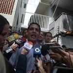 """José Manuel Olivares: """"El cambio en Venezuela comienza por V..."""