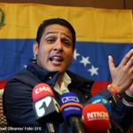 "José Manuel Olivares: ""Yo no vine a ser candidato, vine..."