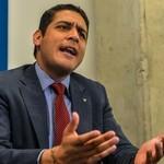 José Manuel Olivares denunció que los reprimieron a quemarro...