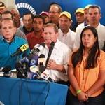 """Juan Pablo Guanipa: """"Seguiremos dando la pelea por el Zulia ..."""