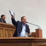 "Juan Pablo Guanipa: ""Intentar retirar a Venezuela de la OEA ..."