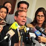 "Juan Pablo Guanipa: ""Ejerceremos presión nacional e internac..."