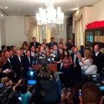 Julio Borges: Ahorita no hay ni está planteado diálogo algun...