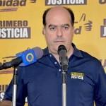 """Julio Borges: """"La persona encargada de traer los Clap a Vene..."""