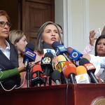 Diputada Karim Vera: 75% de los estudiantes en Táchira no po...