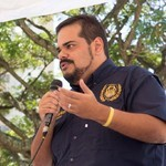 Luis Eduardo Manzano presentó informe de gestión 2016 a veci...