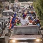 Luis Parra recorrió Yaracuy con la caravana de la renovación...