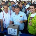 Luis Parra: Ayer se perpetró el fraude más grotesco en la hi...