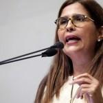 María Gabriela Hernández denunció que el régimen suspendió j...