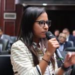 Marialbert Barrios abogó por la reivindicación del Esequibo ...