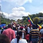 """Gregorio Graterol: """"Estamos y seguiremos en la calle hasta e..."""