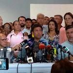 """Ocariz tras denunciar irregularidades en las elecciones: """"De..."""