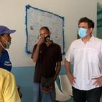 Carlos Ocariz: En el ambulatorio de Birongo reina la desidia...